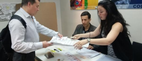 Consulado de Colombia en Hong Kong adelanta la jornada de elecciones en el exterior para Congreso de la República