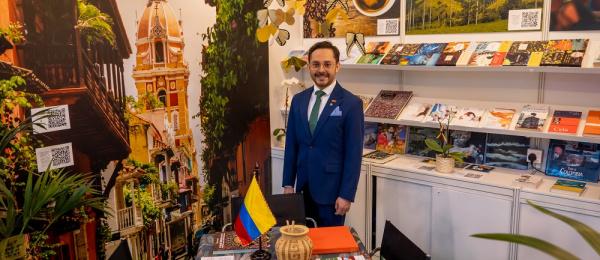 Colombia expone al mundo su megadiversidad en la Feria del Libro de Hong Kong 2021